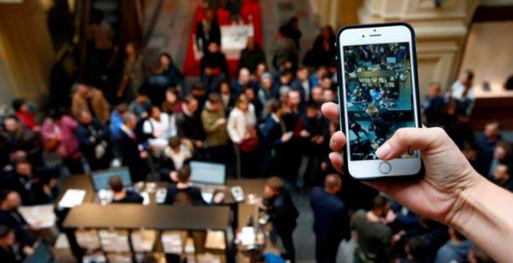 Сильные iPhone 7 продажи «мост» к следующему обновлению компании Apple