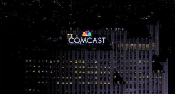 Comcast переходит в беспроводной бизнес США с неограниченными планами данных
