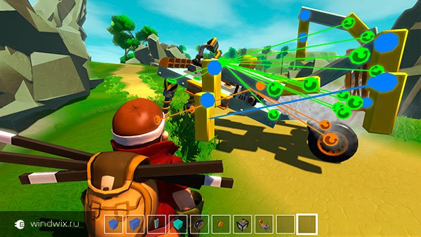 Scrap Mechanic mod