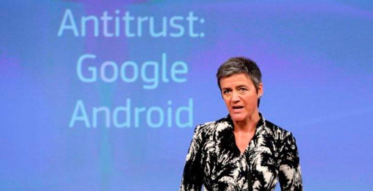 Европейские антимонопольные регуляторы, скорее всего, наложат рекордный штраф на подразделение «Alphabet» Google через его торговый сервис