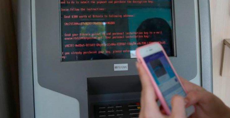 Вирус Ransomware попадает на компьютерные серверы по всему миру. Aтака стала глобальной