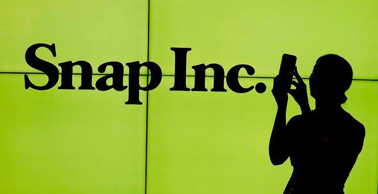 Акции родителя Snapchat снизились с кратковременного мартовского IPO, упав ниже их начальной цены продажи