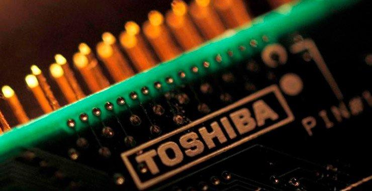 Консорциум во главе с Western Digital Corp завершила сделку стоимостью 17,4 млрд долларов для чип-модуля Toshiba