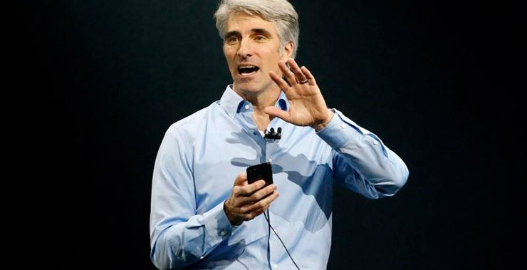 Apple переключает ответственность за Сири на руководителя операционной системы Крейга Федериги