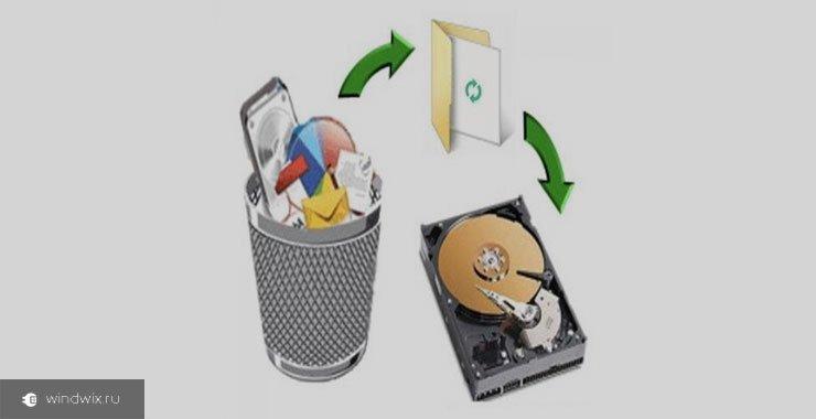 Как сделать восстановление удаленных файлов различными способами? Пошаговая инструкция
