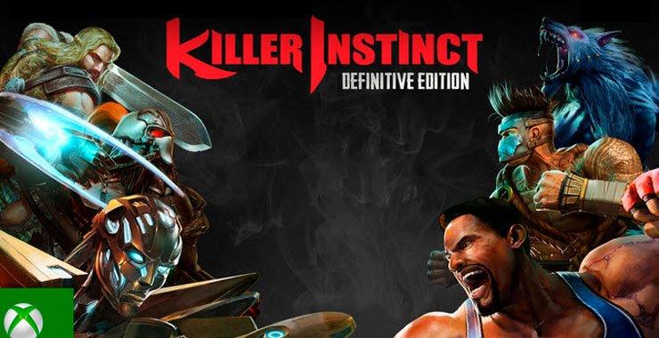 Killer Instinct: Definitive Edition  запускается на Windows 10 с Xbox и играем в любом месте