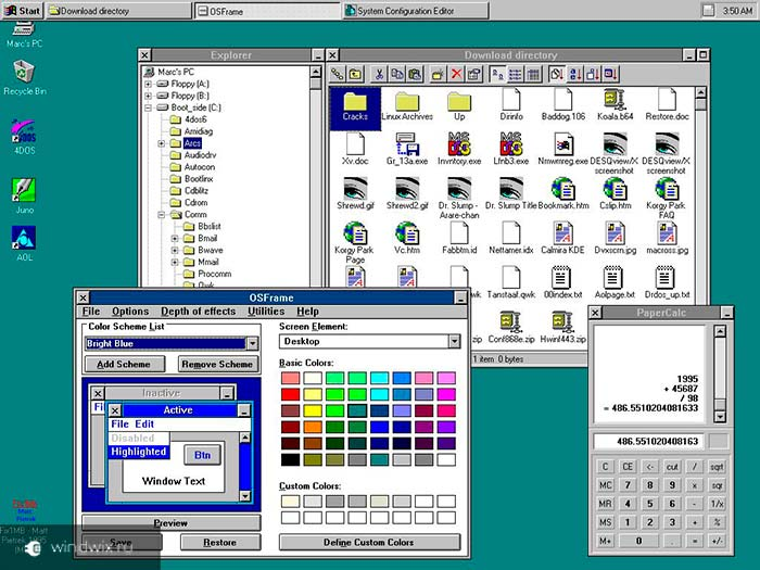 windows3.0