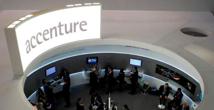 Accenture создание 15 000 высококвалифицированных рабочих мест в США