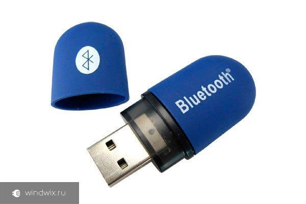 подключается посредством порта USB