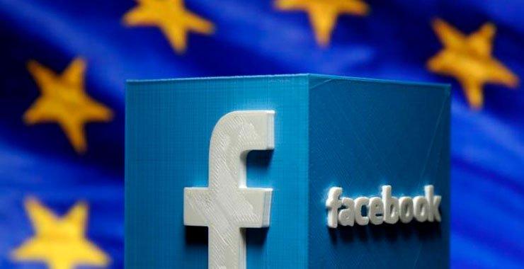 Facebook говорит ирландский вызов передачи данных США N 'глубоко ошибочный'