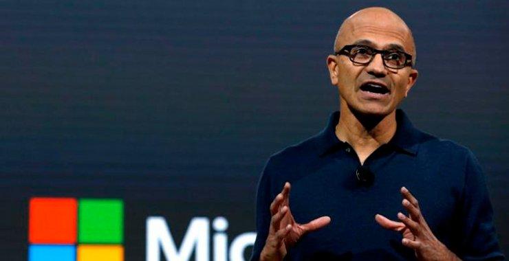 Вершина рыночной стоимости Microsoft $500 миллиардов снова после 17 лет