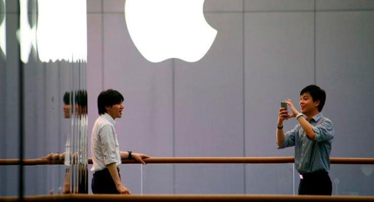 Китайский суд вынес решение в пользу Apple в местных спорах о патентных решениях
