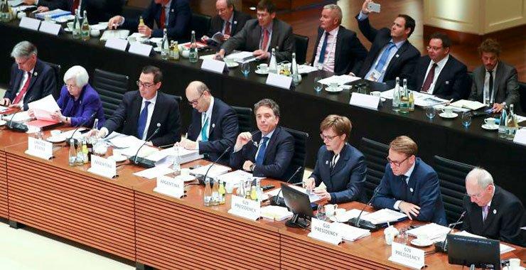 G20 планирует совместно бороться с кибер-атаками в банковском секторе