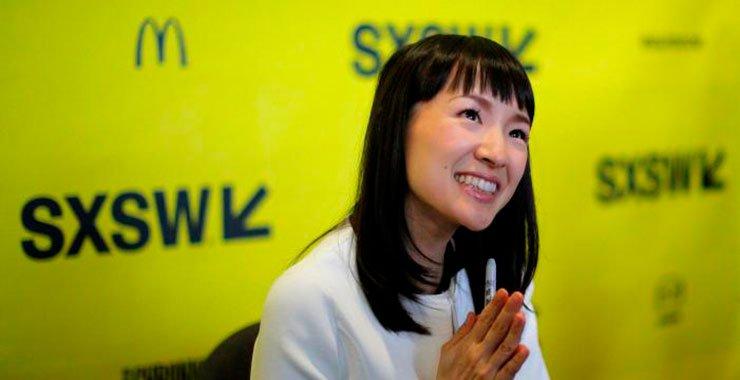 У японского гуру-декларатора Кондо теперь есть приложение для уборки
