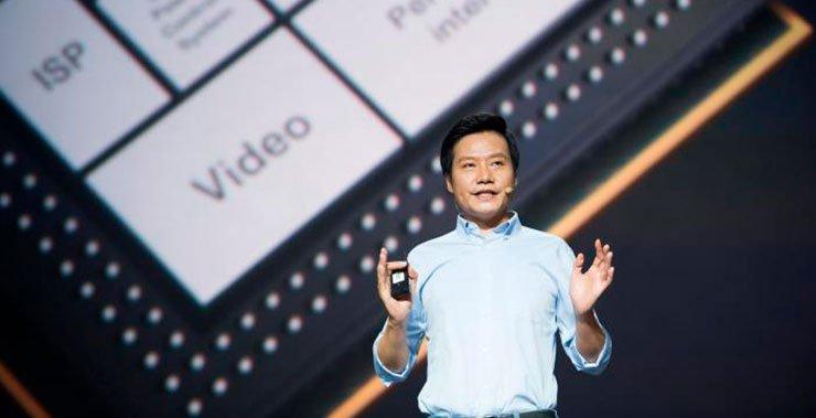 Xiaomi представляет свой внутренний чипсет, чтобы оптимизировать производство, снизить цены