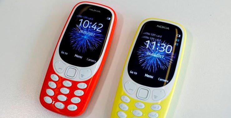 Старинные Западные телефонные бренды, возрожденные китайскими игроками