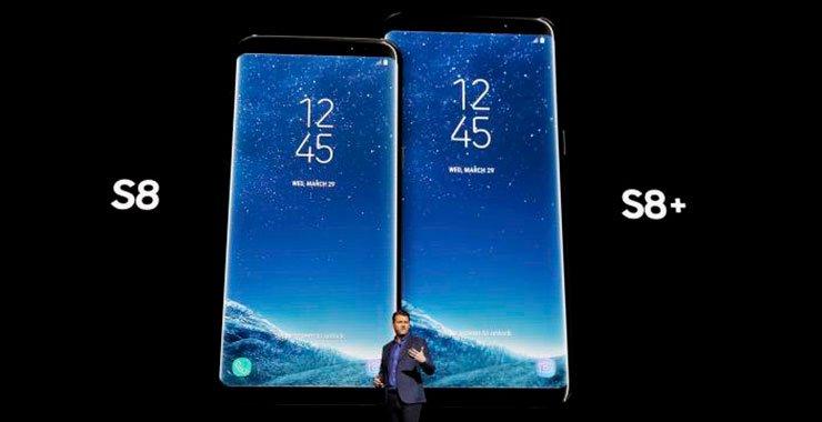 Samsung выпускает флагманский смартфон Galaxy S8 и мечтает о восстановлении из Note 7