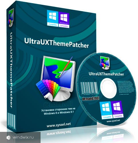 UltraUX Theme Patcher