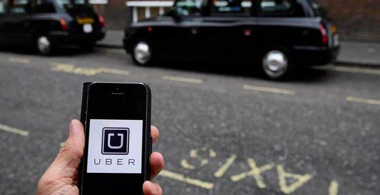 Uber проигрывает судебную тяжбу, которая может стоить его лондонских водителей