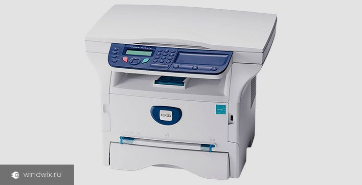 Как скачать и установить драйвер для МФУ Xerox Phaser 3100 MFP в Windows? Подробная инструкция