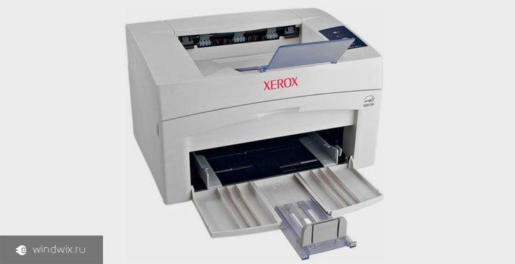 Как скачать и установить драйвер для принтера Xerox Phaser 3117 в Windows? Подробная инструкция
