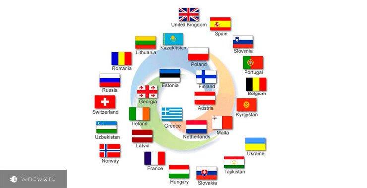 Как скачать и установить языковой пакет для Windows 7 различными методами
