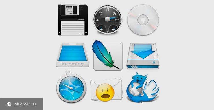 Как установить набор иконок для Windows с помощью различных приложений