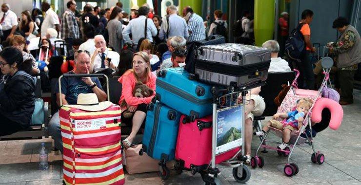 BA отменяет все рейсы из двух крупнейших аэропортов Лондона, поскольку глобальное отключение ИТ вызывает хаос