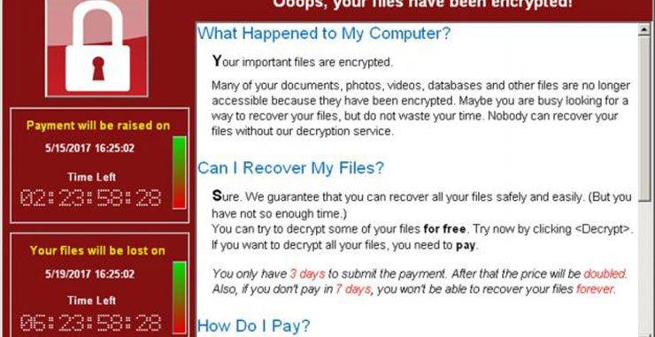 Распространение кибер-атаки замедляется; Увеличение запасов ценных бумаг