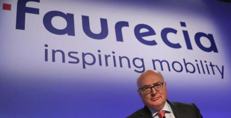 Faurecia, партнер ZF, разработает «кокпит будущего» для самоходных автомобилей