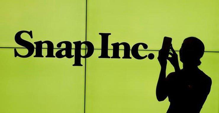 Цена акций Snap понизилась на 4,5 процента до цены IPO, подчеркнув потерю уверенности инвесторов в компании социальных сетей