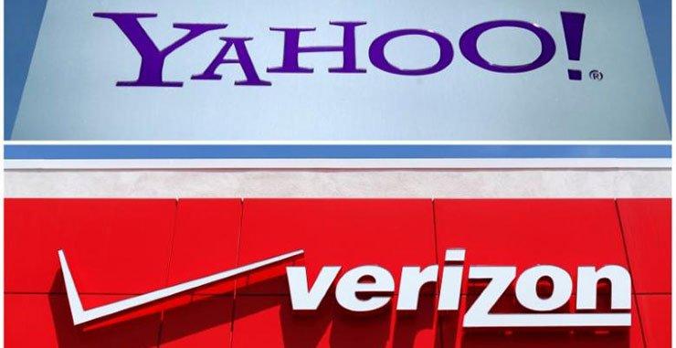 Verizon Communications Inc сообщила, что она понесет около 500 миллионов долларов США расходов на до налогообложения от сделки Yahoo