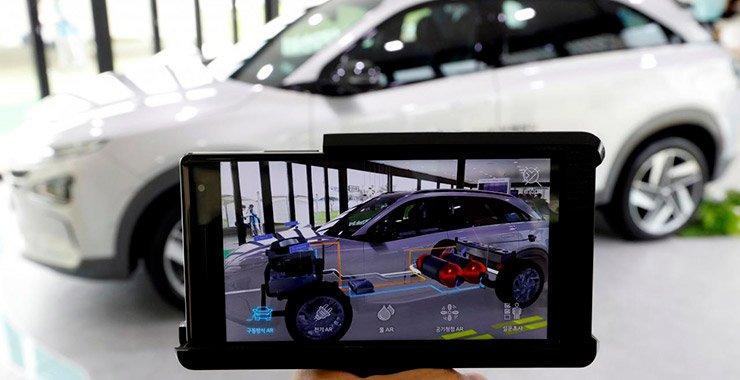 Hyundai планирует использовать высокотехнологичный автомобиль повышенной мощности в стратегической смене