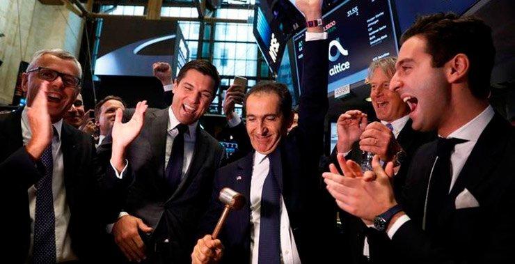 Голландский телекоммуникационный конгломерат Altice NV и его кабельный узел в США находятся на ранних этапах работы над предложением купить Charter Communications Inc