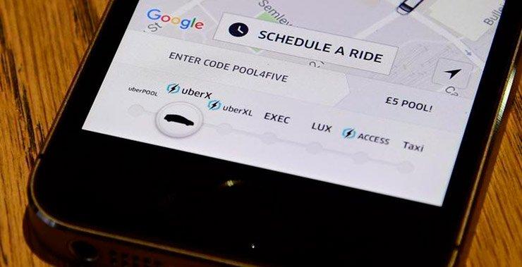 Uber прекратит использование дизельных автомобилей в Лондоне к концу 2019 года, и подавляющее большинство будут в настоящее время в электрических или гибридных транспортных средствах