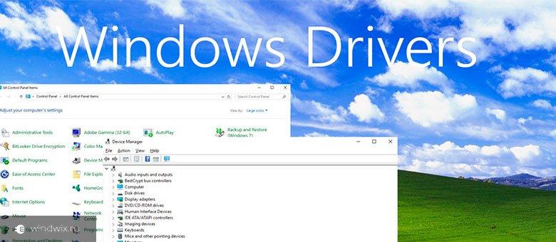 Какие драйвера нужны после установки windows 7 и в каком порядке их лучше ставить