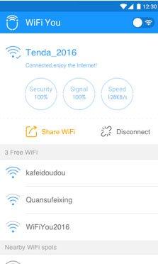 Приложения-хранилища паролей WiFi сетей