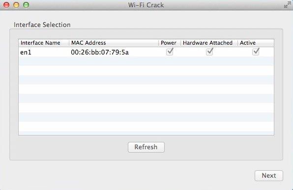 скачать wifi crack для взлома вай фай пароля