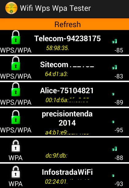скачать WPS WPA TESTER для взлома вай фай
