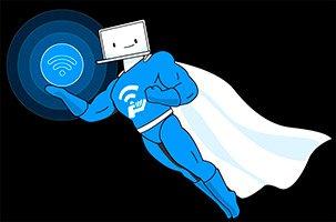 Программные средства для усиления Wifi сигнала