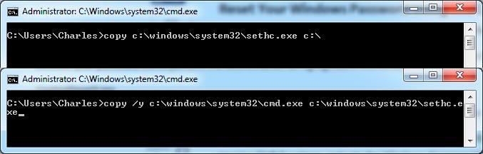 Обходим пароль администратора Windows в Bios
