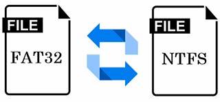 Файловая система USB флешки конфликтует с ПК
